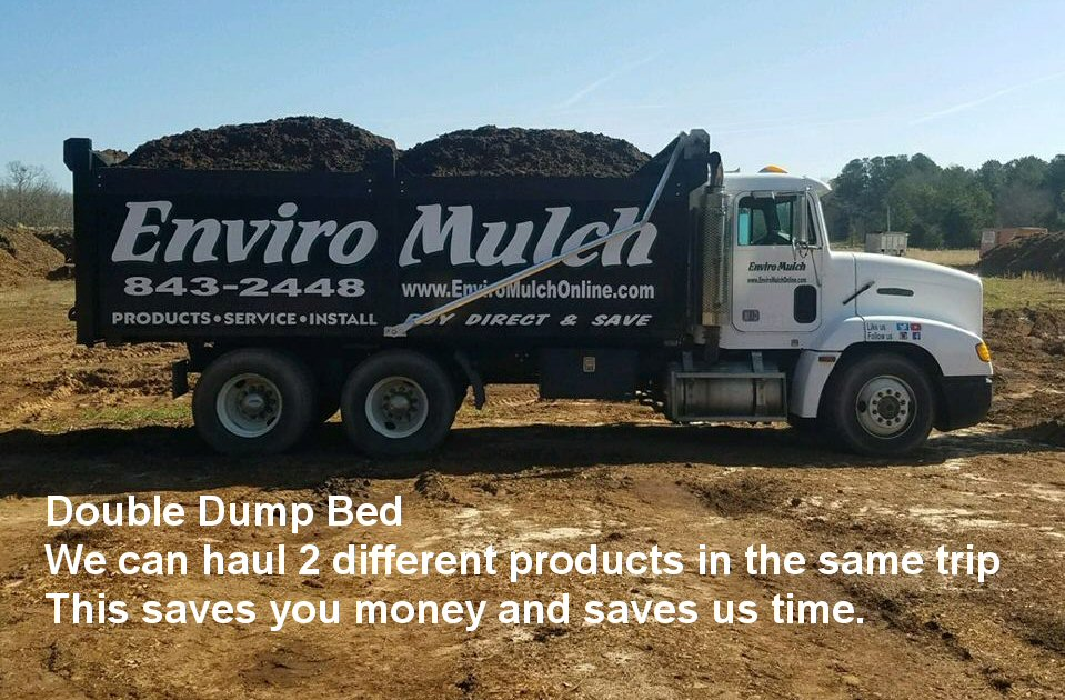 Mulch Gravel Sand And Organic Soil For Upstate South Carolina